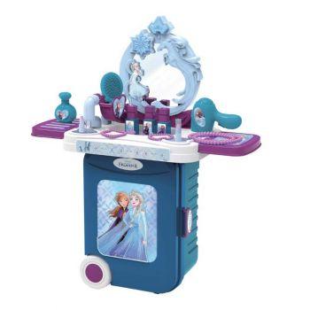 Disney Frozen II Dressing Table Trolley Case 3-in-1