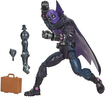 Marvel Legends Spider-Man Into the Spider-Verse Prowler Action Figure F0258