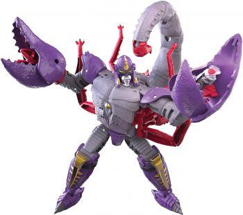 Transformers Kingdom WFC-K23 Predacon Scorponok Figure 13.5cm F0677