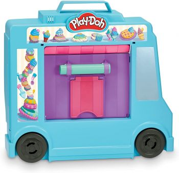 Play-Doh Ice Cream Truck Playset F1390
