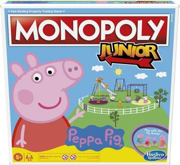 Monopoly Junior Peppa Pig F1656
