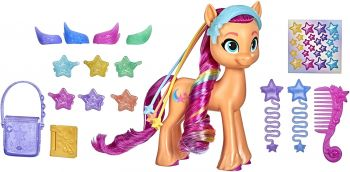 My Little Pony A New Generation Rainbow Reveal Sunny Starscout F1794