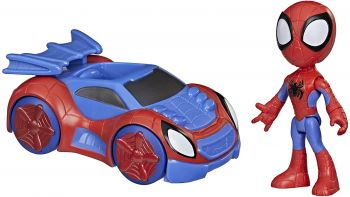 Spiderman Amazing Friends Spidey Web Crawler F1940