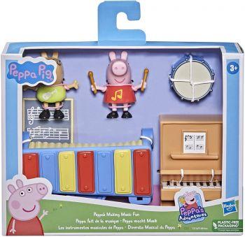 Peppa Pig Peppa's Making Music Fun Playset F2216