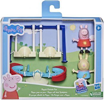 Peppa Pig Peppa Outside Fun F2217
