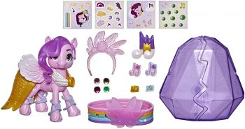 My Little Pony A New Generation Crystal Adventure Princess Petals F2453