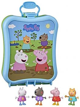 Peppa Pig Carry Along Friends F2461