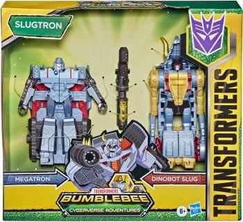 Transformers Bumblebee Cyberverse Adventures Slugtron F2724/F2734