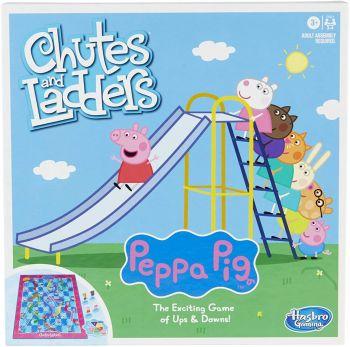 Peppa Pig Chutes and Ladders F2927
