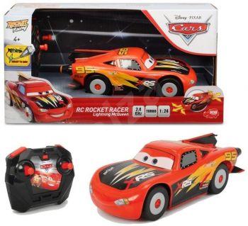 Dickie RC Cars Flash McQueen Rocket Racer 203084027