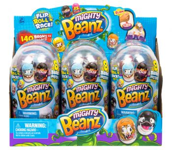 Mighty Beanz Slam Pack Mystery Assorted 66521