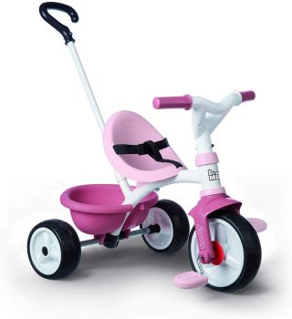 Smoby Be Move Tricycle Pink 7600740332