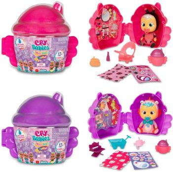 Cry Babies Magic Tears Winged House Assorted 90859