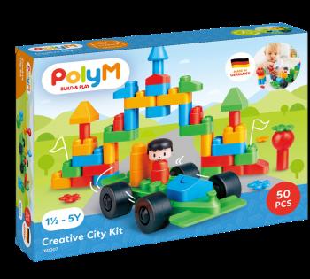 Poly M Creative City Kit 760007