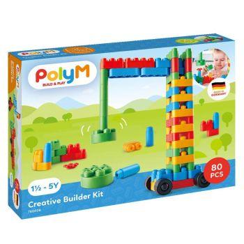 Poly M Creative Builder Kit 760008