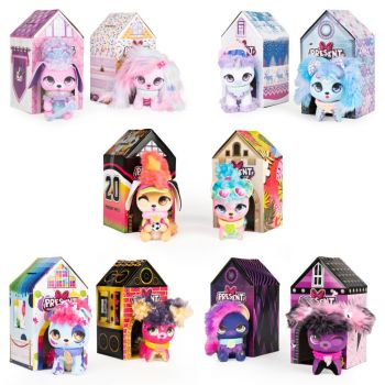 Present Pets Minis 3-inch Surprise Collectible Plush Toy Assorted 6059467