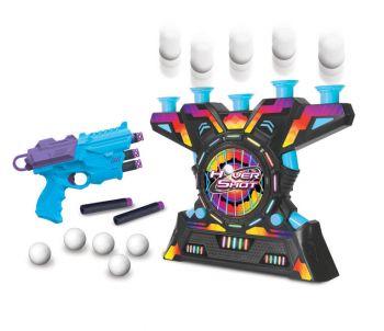 AMBASSADOR Electronic Arcade Hover Shot Neon Series GA018NB