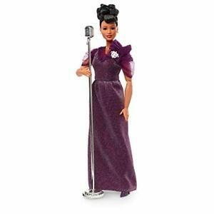 Barbie Signature Ella Fitzgerald Inspiring Women Collector Doll GHT86