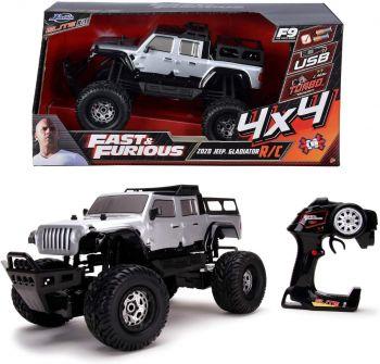 Jada Toys Fast & Furious RC 2020 Jeep Gladiator 4x4 253209005