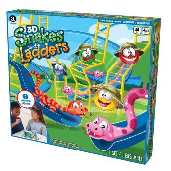 Merchant Ambassador 3D Snakes & Ladder GPF1819