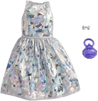 Barbie Fashion Pack With Diamond Sparkle Dress GRC02