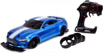 Jada Toys Fast & Furious Jakob's Ford Mustang GT RC Car 253209006