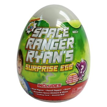 Ryan's World Space Ranger Ryan's Surprise Egg 79258