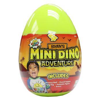 Ryan's World Mini Dino Adventure Surprise Egg