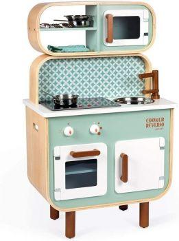 Janod Reverso Big Cooker Play Kitchen J06594