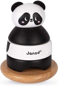 Janod Panda Stacker & Rocker J08188