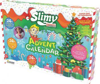 Slimy Holiday Special Advent Calendar 32050