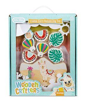 Little Tikes Wooden Critters Llama-Corn 651205/652295