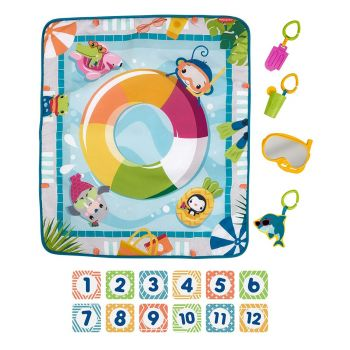 Fisher-Price Dive Right In Activity Mat Online in UAE