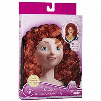 Disney Princess Merida Shimmer & Shine Wig Online in UAE
