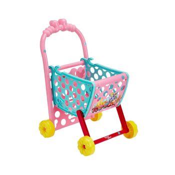Disney Junior Minnie Mouse Shopping Supermarket Trolley 181724