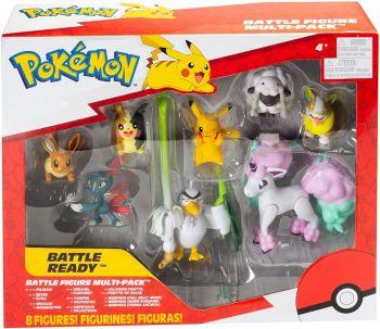 Pokemon Battle Figure Multi 8-Pack PKW0185