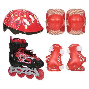 Top Gear Roller Skate Shoes 30-33 Red Online in UAE