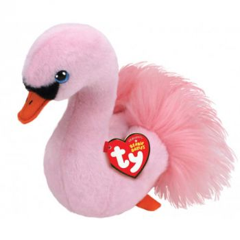 TY Beanie Babies Odette the Pink Swan 6inch Online in UAE