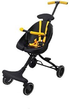Baby Stroller Yellow S4394 U1-705