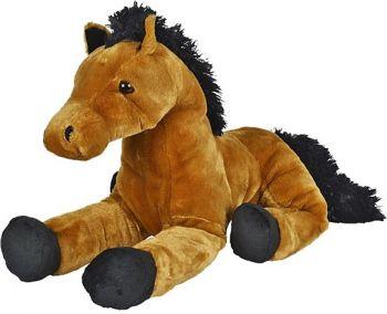 Nicotoy Floppy Horse 62cm Brown 6305837462