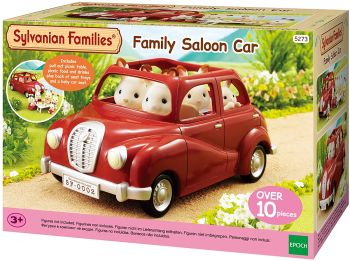 Sylvanian Families Family Saloon Car 5273