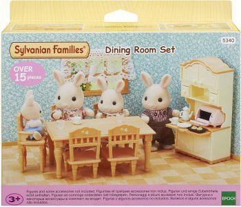 Sylvanian Families Dining Room Set 5340