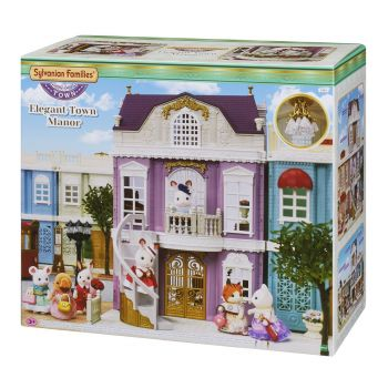 Sylvanian Families Elegant Town Manor 5365