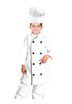 Chef Costume 4-5Y/O