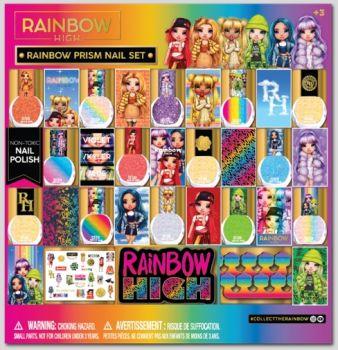 Rainbow High Nail Polish Makeup RH0014GA