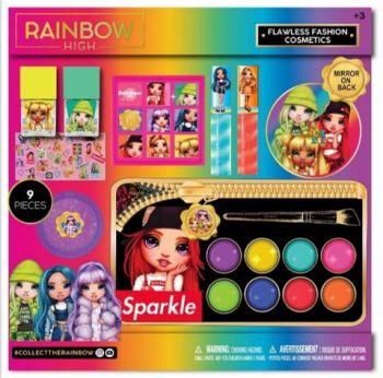 Rainbow High Cosmetic Set with Palette Bag Makeup RH0008GA