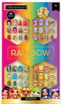 Rainbow High Press on Nails 48-pack RH0017GA