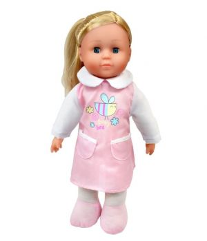 Dolls World Amelia Doll with Deluxe Blonde Hair 8815