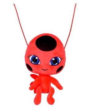 Miraculous Heroes Basic Plush Tikki Pink 50691