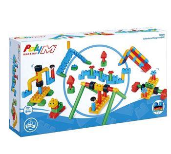 Poly M Adventure Playground Kit 760011